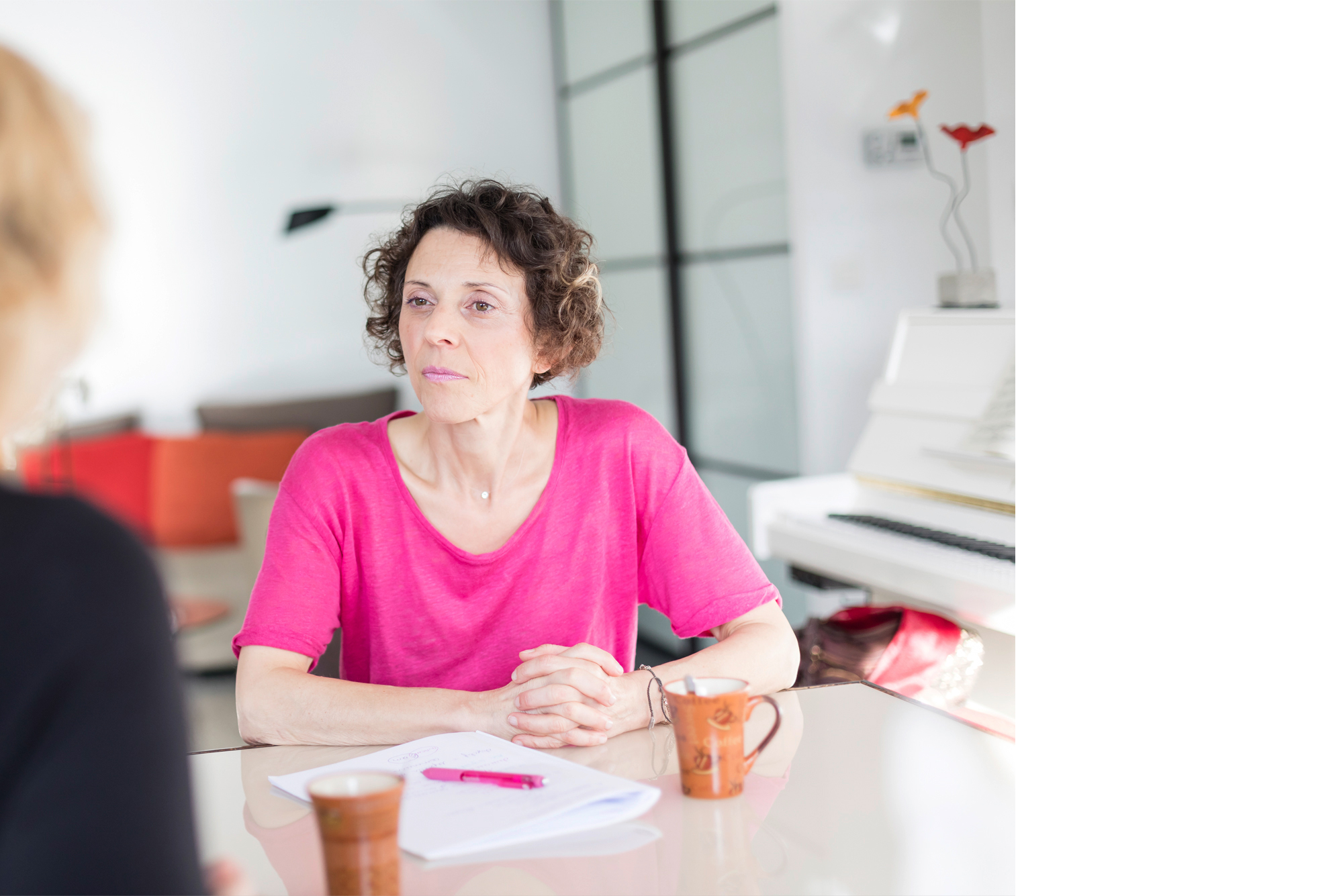 Catherine Fetz : Coach solution à la boulimie bien être